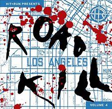 HIT + RUN - ROAD KILL vol 4 KATE MO$$ The gaslamp killer KNX n8noface KID DZA