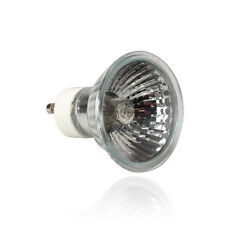 Super Bright GU 10+C 50W 220V-240V Halogen Bulb Lamp Lighting Light Bulb 2700K