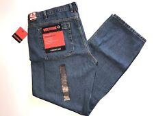 Wolverine Mens Jeans Traditional Fit Dark Wash 42 X 34 NWT