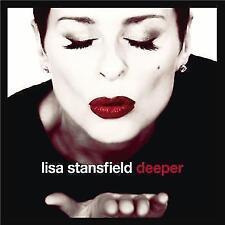 LISA STANSFIELD Deeper CD BRAND NEW