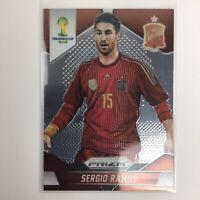 2014 Panini Prizm FIFA World Cup Soccer #172 Sergio Ramos Spain