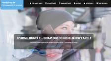 Webprojekt www.HandySnap.de