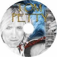 TOM PETTY  BASS & GUITAR TAB CD TABLATURE GREATEST HITS BEST OF ROCK MUSIC AUDIO