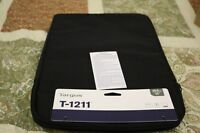 """Targus 15.6"""" T-1211 Sleeve (black) for Macbook or other Ultra Books RRP$55"""