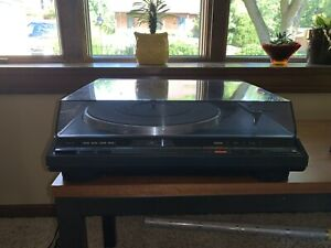 Onkyo CP-1046F Quartz Locked Direct Drive Fully Automatic Turntable * Manual*