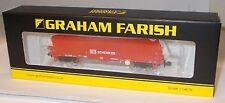 Graham Farish 373-828 - Steel Strip Carrier (BRA), DB Schenker Red (N) Railway