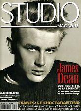 STUDIO MAGAZINE French N°88 James Dean par Phil Stern Michel Audiard Scott Tomas