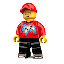 The Gamer Custom LEGO ® Minifigure LIMITED EDITION
