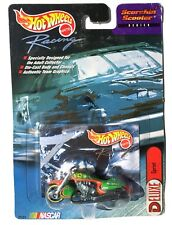 HOT WHEELS RACING SCORCHIN SCOOTERS SPRINT MOTORCYCLE 27151 NASCAR