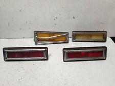 1976 Chevy Nova Marker Lights Set