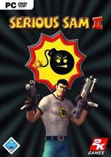 PC juego de ordenador *** Serious Sam 2 II *** neu*new*18