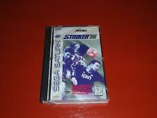 Striker 96 (Sega Saturn, 1996) -Complete