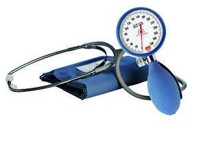 boso BS 90 - klassisches Blutdruckmessgerät - Stethoskop - OVP v.med.Fachhändler