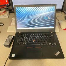 New listing Lenovo T470 i7-7500U 2.70Ghz 8Gb 256Gb Ssd *New Screen* - Nvidia 940Mx