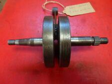 kurbelwelle DKW 100 / 125CC ?? 9.0301-10311-00 15CrNI6  vilebrequin NOS NEW