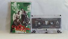 The College Boyz Radio Fusion Radio 1992 Hip Hop Rap Casette Tape