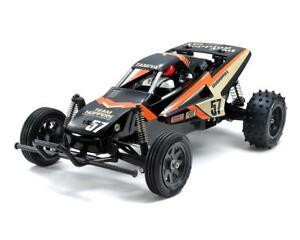 Tamiya Grasshopper II 1/10 Off-Road 2WD Buggy Kit (Black Edition) [TAM47471]