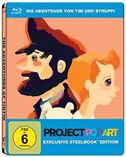 Die Abenteuer von Tim und Struppi - Das Geheimnis der Einhorn[Blu-ray/Steelbook