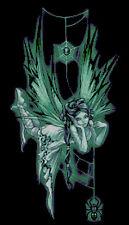 Jade araignée fée Compté Cross Stitch Kit