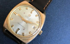 Lanco Swiss Made Vintage Mechanical Watch, Shock Protected 17 Jewels Runs Well