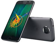 "Motorola Moto G5S Plus DualSim grau 32GB LTE Android Smartphone 5,5"" Display"