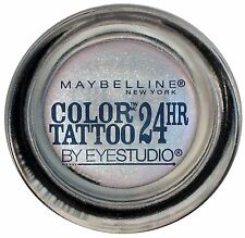 New Maybelline Color Tattoo by Eyestudio 24 Hr Eye Shadow Sunwashed Sky 110