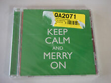 Reflections 096741482724 Keep Calm And Merry On CD - 11 Easy Listening Songs