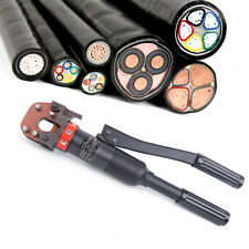 New 6t Hydraulic Cable Cutter Cutting Toolsteel Wire Rope Copperaluminum Usa