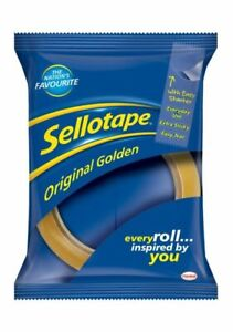 Original Sellotape - [New]  + Sealed [{[Fast Dispatch]}] **[Trusted Seller]**