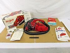 Dirt Devil Hand Vacuum 104 WC WITH EXTRAS!