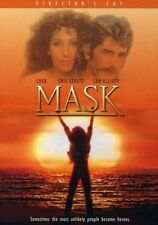 Mask [Director's Cut] (2009, REGION 1 DVD New) CLR/CC