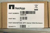 New Sealed NetApp X6589-R6 SFP+ Optical 10GB Shortwave Transceiver
