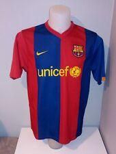 Maglia calcio BARCELLONA football Barcelona shirt trikot maillot Nike 2006