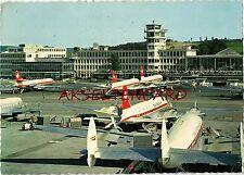 Echtfotos ab 1945 mit dem Thema Flugzeug & Flughafen