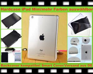 Hard case Slim hart Schale Kristall Schutz Hülle iPad Mini K. Smart Cover Tasche