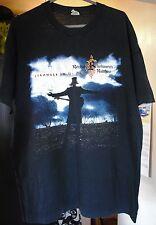 RITCHIE BLACKMOOR'S RAINBOW * STRANGER IN US ALL 1996 TOUR T SHIRT XL * ORIGINAL
