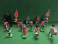 13 Piece Mixed Lot BRITAINS Lead Toy Soldier Figures