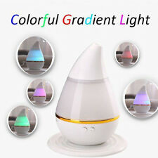 New LED USB Essential Oil Ultrasonic Air Humidifier Aroma Therapy Diffuser 250ml