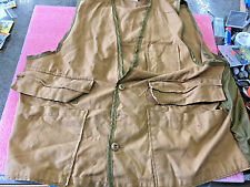 F4 vintage Game Winner Sportswear Shooting Vest Hunting Fishing Size L 42/44