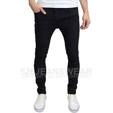 Jack & Jones Men's Liam Skinny Fit & Ripped Stretch Jeans