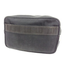 Auth dunhill Second Bag with logo Mens used Y3914