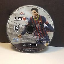FIFA 14 (Sony PlayStation 3, 2013)(DISC ONLY) #8297