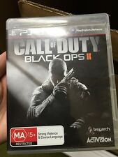 Call of Duty Black Ops II 2 PS3 Playstation 3