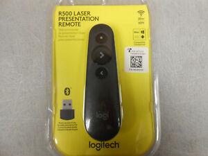 NEW Logitech R500 Laser Presenter Remote