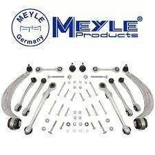 For Audi A4 A5 Quattro Q5 S4 Front Suspension 12-Piece Control Arm Kit Meyle HD