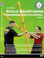 Dvd :Atillo Balintawak:Disarming Encyclopedia-Chap.2( New !)