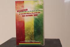 Summerjam 2001 Festival Music Documentation Video VHS Reggae Open Air Limited