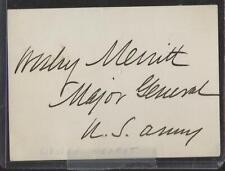 Civil War General Wesley Merritt Union Cavalry General 2