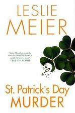 St. Patrick's Day Murder Leslie Meier HC/DJ 2008 A Lucy Stone Mystery