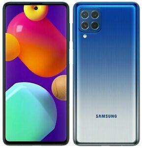 """Samsung Galaxy M62 M625F/DS 8/256GB RAM 6.7"""" Exynos 9825 7000 mAh Phone By FedEx"""